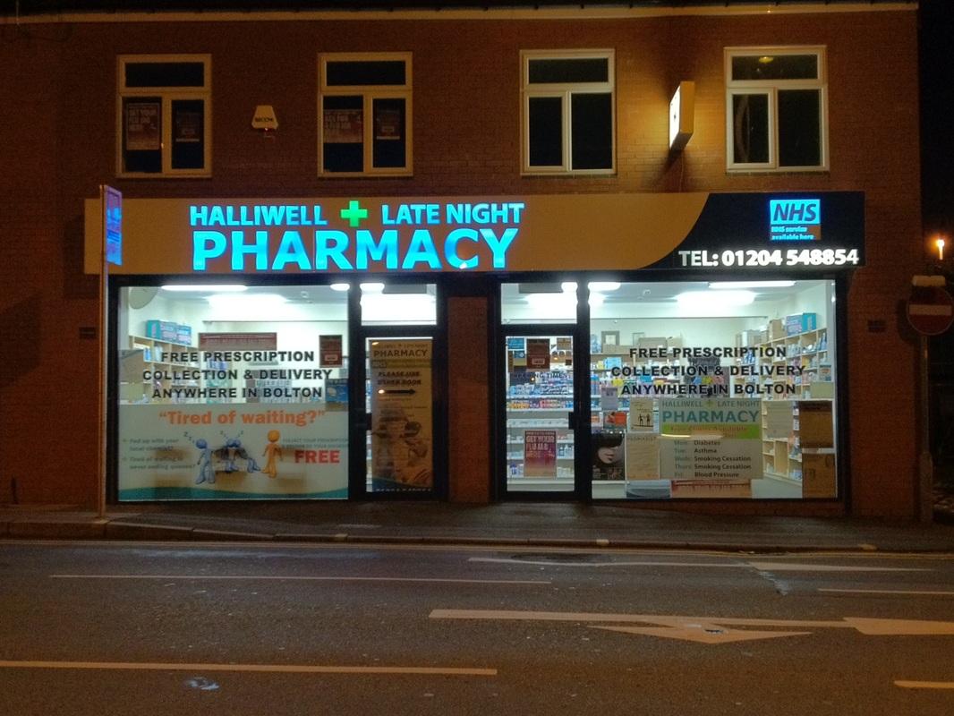 Il farmacista notturnista