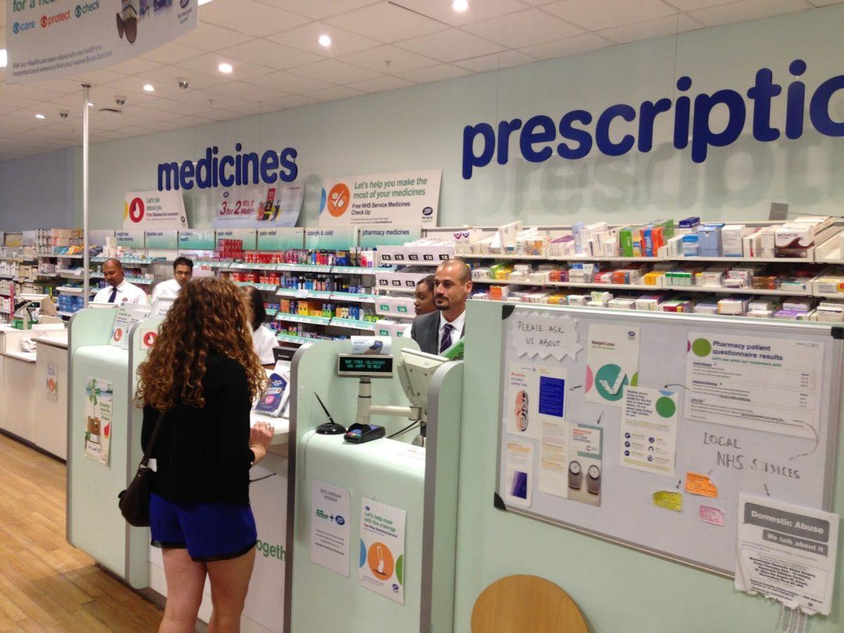 Le cose da sapere sul farmacista in Inghilterra.