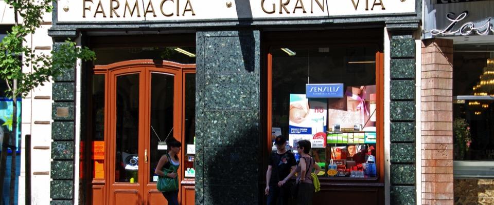 Farmacisti in Spagna, studio fa il punto su stato della professione